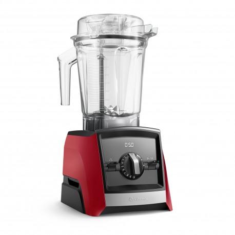 Blender Vitamix Ascent A2500i - czerwony